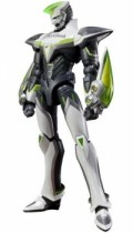 Tiger & Bunny - Actionfigur: Wild Tiger