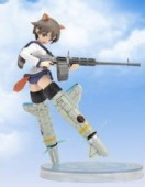 Strike Witches - Figur: Yoshika Miyafuji