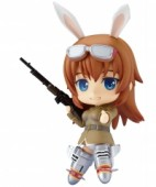 Strike Witches - Actionfigur: Charlotte E. Yeager (Nendoroid)