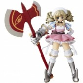 Queen's Blade - Actionfigur: Ymir