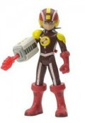 Megaman NT Warrior - Actionfigur: Megaman
