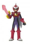 Megaman NT Warrior - Actionfigur: Protoman