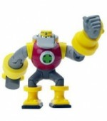 Megaman NT Warrior - Actionfigur: Gutsman