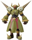 Tiger & Bunny - Figur: Rock Bison