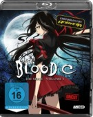 Blood-C: Die Serie - Vol.1/4 [Blu-ray]