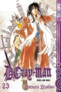 D.Gray-man - Bd.23