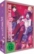 Blue Exorcist - Vol.3/4