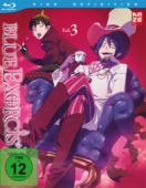 Blue Exorcist - Vol.3/4 [Blu-ray]
