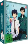 Blue Exorcist - Vol.4/4