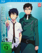 Blue Exorcist - Vol.4/4 [Blu-ray]