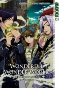 Wonderful Wonder World: The Country of Clubs - Black Lizard - Bd.01