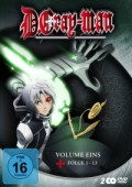 D.Gray-man - Vol.01