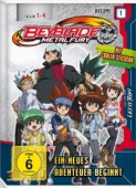Beyblade: Metal Fury - Vol.01