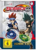 Beyblade: Metal Fury - Vol.02