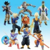 Dragon Ball - Figurenset