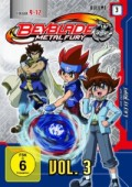 Beyblade: Metal Fury - Vol.03