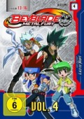 Beyblade: Metal Fury - Vol.04
