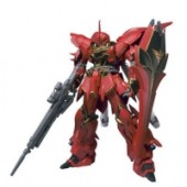 Mobile Suit Gundam Unicorn - Actionfigur: MSN-06S Sinanju