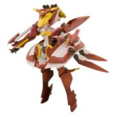 Super Robot Taisen OG: The Inspector - Modell: XAM-007G Fairlion