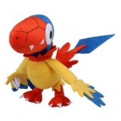 Pokémon: Best Wishes - Plüschfigur: Flapteryx