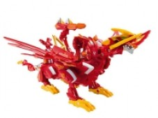 Bakugan Battle Brawlers: Gundalian Invaders - Figur: Dragonoid Colossus