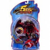 Yu-Gi-Oh! 5D's - Actionfigur: Red Dragon Archfriend