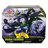 Bakugan Battle Brawlers: Gundalian Invaders - Figur: Dharak Colossus