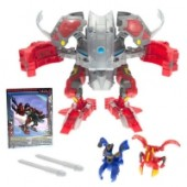 Bakugan: Mechtanium Surge - Actionfigur: Draganoid Destroyer