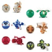 Bakugan Battle Brawlers: Gundalian Invaders - Figurenset