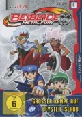 Beyblade: Metal Fury - Vol.06