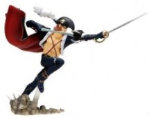One Piece - Figur: X. Drake