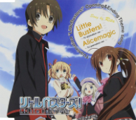 "Little Busters! - OP: ""Little Busters!"" / ED: ""Alicemagic"""