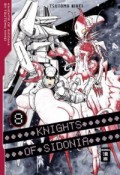 Knights of Sidonia - Bd.08
