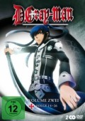 D.Gray-man - Vol.02