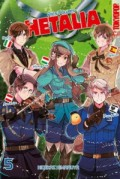 Hetalia: Axis Powers - Bd.05