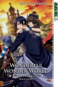 Wonderful Wonder World: The Country of Clubs - Black Lizard - Bd.03