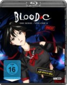 Blood-C: Die Serie - Vol.4/4 [Blu-ray]