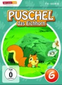Puschel das Eichhorn - Vol.6/6 (Reedition)