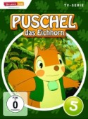 Puschel das Eichhorn - Vol.5/6 (Reedition)