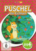Puschel das Eichhorn - Vol.4/6 (Reedition)