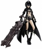 Black Rock Shooter - Actionfigur: Black Rock Shooter (Figma)