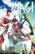 Magi: The Labyrinth of Magic - Bd.04