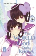 The World God Only Knows - Bd.14