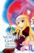 The World God Only Knows - Bd.15