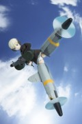 Strike Witches - Actionfigur: Erica Hartmann