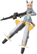 Strike Witches - Actionfigur: Eila Ilmatar Juutilainen