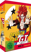 Dragonball GT - Box 3/3