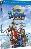Sengoku Basara: Samurai Kings - Staffel 1 [Blu-ray] - Limited Edition
