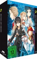 Sword Art Online - Vol.1/4: Limited Edition [Blu-ray] + Sammelschuber