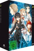 Sword Art Online - Vol.1/4: Limited Edition + Sammelschuber